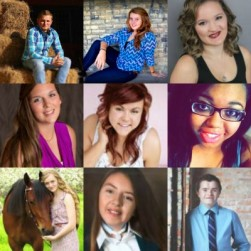 collage of 2015 perseverance winners