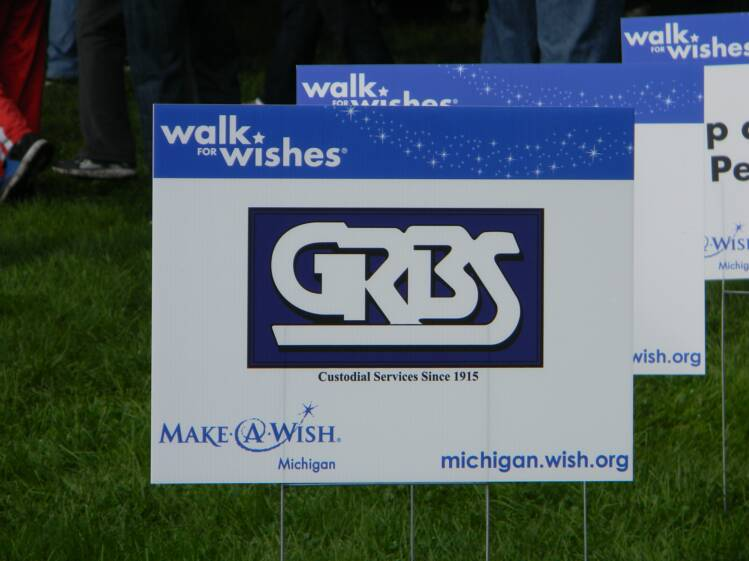 Proud to Sponsor Make A Wish: Walk For Wishes 2014