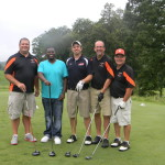 Customer Golf Outing at Egypt Valley