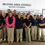 Belding Staff