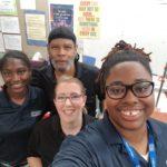 Comstock team selfie