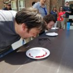 Hartland7 pie eating