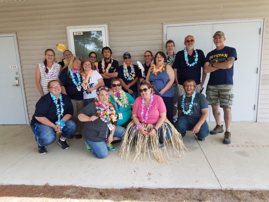aloha Cedar Springs